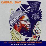 CABRAL DAY set DJ CAP VERT - GUINEE BISSAU années 70 by BLACK VOICES (Besançon)  for UNITED SOULS