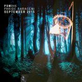 PSM046 - Paride Saraceni - September 2015