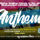 HOUSEWhores - Naughty Anthems mixed by Andy Jarvis