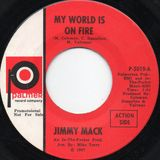 NORTHERN SOUL – MY WORLD IS ON FIRE (CHARITY SPECIAL)