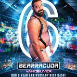 Bearracuda Van 6yr Aniversary 11.26.16 DJ Matt Stands Opener