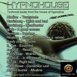 Hypnohouse trax promo mix 1 -  Its about time for some proper techno!