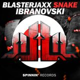 Blasterjaxx Vs Badd Dimes Ft Ibranovski - SNAKE (Lele'z mix) (Mashup)