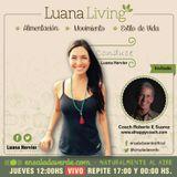 Tema> Dar y Recibir en #LuanaLiving Radio Show por Ensalada Verde