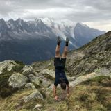 Domas Šilenskis ir Alpės kalnai! Kokia tavo istorija?