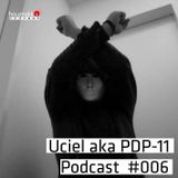 Houztekk Records Podcast #007 - Uciel aka PDP-11 live @ Radio OHM 3000