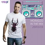 Moradzo in the Mix: 29 maart 2019