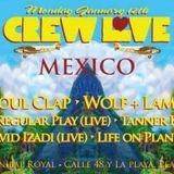 Tanner Ross - BPM Festival 2015, Crew Love Showcase (Canibal Royal, Mexico) – 12.01.2015