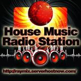 Mikel Cugga Live@HouseMusicRadioStation 21.4  Part 1