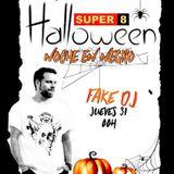 Fake Dj @ Halloween Super 8 Club
