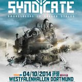 Mario Ranieri @ Syndicate, Westfalenhallen Dortmund, Germany 4.10.2014