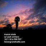 Trance State w/ Josh Winters