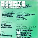 Maudite Machine Mixtape #028