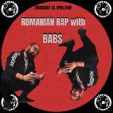 Worldly Rhythms #32 Romanian Rap with Special Guest Ionut Barbura A.K.A 'Babs'