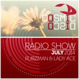 Cosmic Disco Radioshow - JULY 2014