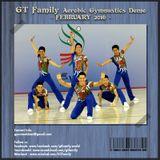 2016 GT Family Aerobic Gymnastics Demo February