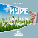 #HypeFridays - Spring Clean Old Skool R&B Mix - @DJ_Jukess