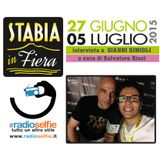 Stabia in Fiera - intervista a GIANNI SIMIOLI - RadioSelfie.it