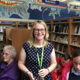 Tracey McEneaney of the Waterford City and County Library Services
