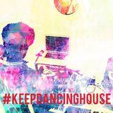 TOMSOPHY B2B DJ Mombo preparing #KEEPDANCINGHOUSE