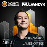 Paul van Dyk's VONYC Sessions 499.1 – Ferry Corsten & James Cottle