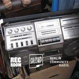 Shlomp BCR Radio #19 (Rec Room: Sarah Farina & Uta, Wasteman, Wake)