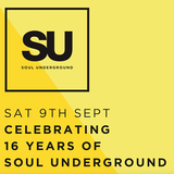 Mark Randle at Soul Underground's 16th Anniversary - 9th September 2017