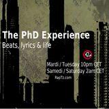 The PhD Experience  beats, lyrics & life #21