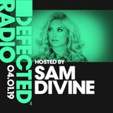 Defected Radio Show presented by Sam Divine - 04.01.19
