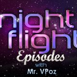 Mr Vpoz Presents Night Flight Ep. 004 (Christmas Special 3 Hour Set)