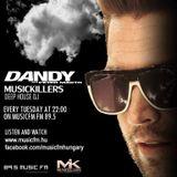 Dandy live at Music Killers at MusicFM 2014.03.04.