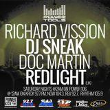 Powertools Mixshow - Episode 12-24-16 Ft: Dj Sneak, Doc Martin, & Redlight