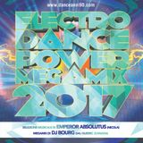 Electro Dance Power Megamix 2017