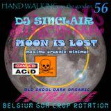DJ SINCLAIR H56 : MOON IS LOST old skool retro dark psy-trance  (Promo tracks inside)