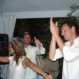 DJ Garth - Vegas Poolside Wedding