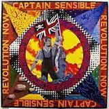 "Captain Sensible ""Revolution Now"" is the featured album"