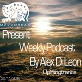 Weekly podcast Upliftingtrance 30/10/2016