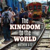 Dr. Lloyd Kim Kingdom Prayer Matthew 6:5-10