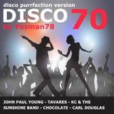 DISCO 70s (John Paul Young, Tavares, Kc & The Sunshine Band, Chocolate, Carl Douglas)
