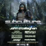 Cold Blue - @ Subculture Event S13, Belfast, United Kingdom [2017-09-30]