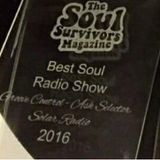 17.6.2016 Ash Selector's Groove Control on Solar Radio Award winner of Best Soul Radio Show