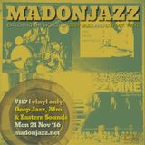 MADONJAZZ #117: Deep Jazz, Afro & Eastern Jazz Sounds
