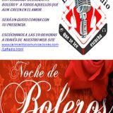 """Noches de Boleros y """"La Entrevista"""" a Analí Henestrosa sobre terapia con cuencos. 20/jun/2015"""