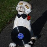 Swing & Jazz 78s from Rob Newton's Collection - Kipper the Cat show Cambridge 105 Radio