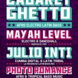 Moombalas mixtape by julio inti == special CABARET GHETTO