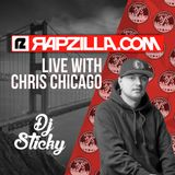 Rapzilla: Episode 103 with Dj Sticky