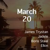 Boris Staal @ The Sandcastle, Koh Phangan (Live) – 20/03