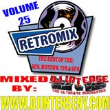Retromix Volume 25
