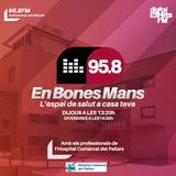 Ràdio Tremp - En Bones Mans - Pràctica esportiva saludable, amb Roger Poblet (09/05/2019)