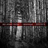 Dark Ambient mixtape I -- dulcemorgue -- 2013/03/31
